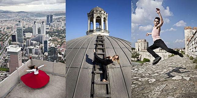 İstanbul Dans Fotoğrafları 2