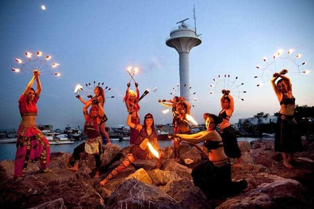Ateş Danscıları Fotoğrafları 2
