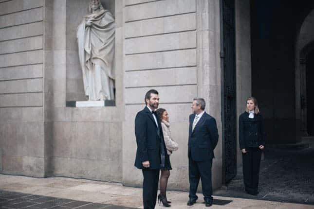 Murat Funda Barcelona Wedding 018