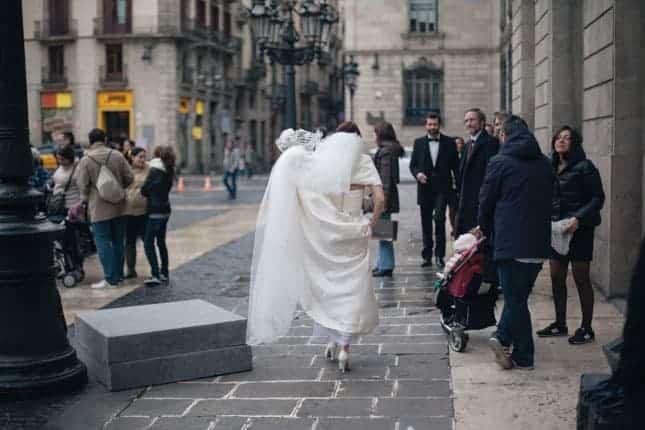 Murat Funda Barcelona Wedding 019