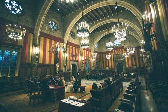 Murat Funda Barcelona Wedding 039