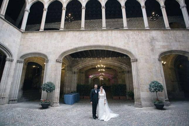 Murat Funda Barcelona Wedding 059
