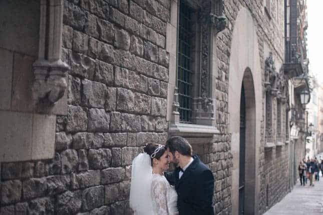 Murat Funda Barcelona Wedding 066