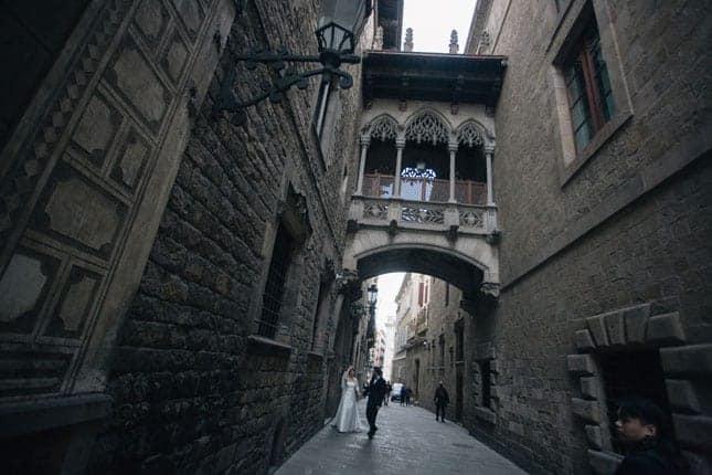 Murat Funda Barcelona Wedding 069