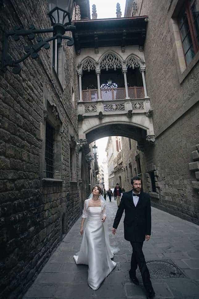 Murat Funda Barcelona Wedding 070