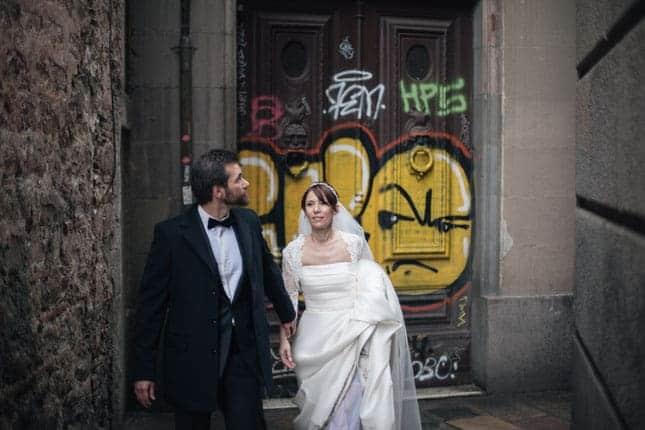 Murat Funda Barcelona Wedding 083