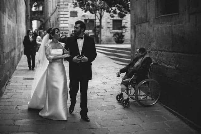 Murat Funda Barcelona Wedding 087
