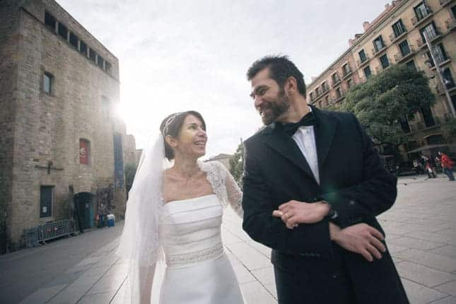 Murat Funda Barcelona Wedding 092