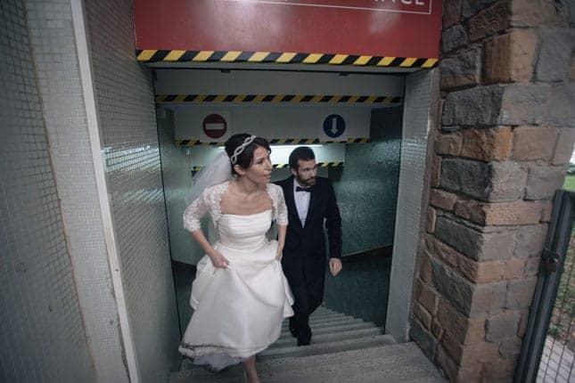 Murat Funda Barcelona Wedding 111