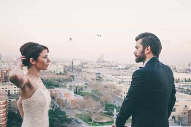 Murat Funda Barcelona Wedding 126