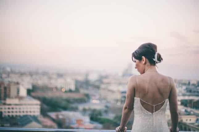 Murat Funda Barcelona Wedding 128