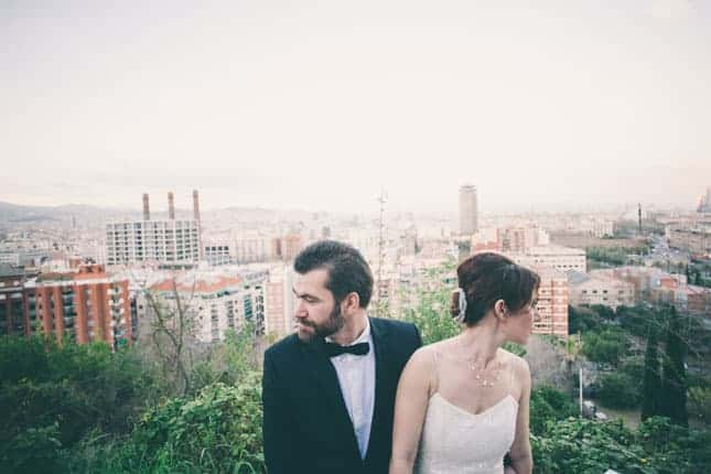 Murat Funda Barcelona Wedding 132