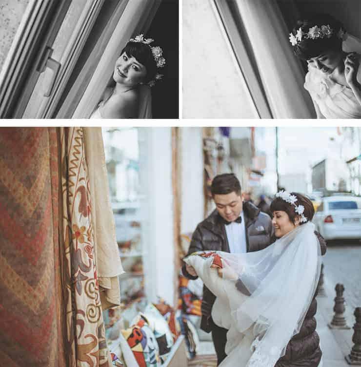 Düğün Fotoğrafı hazırlık