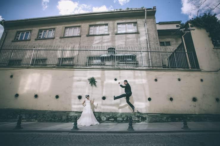 Istnabulda Düğün Fotoğrafı