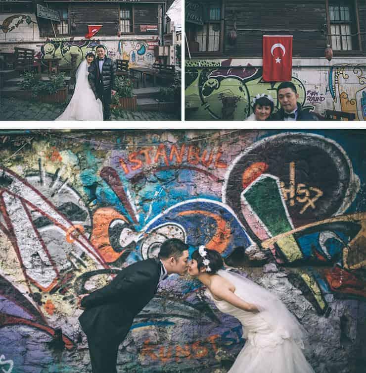 Düğün Fotoğrafı Nostalji