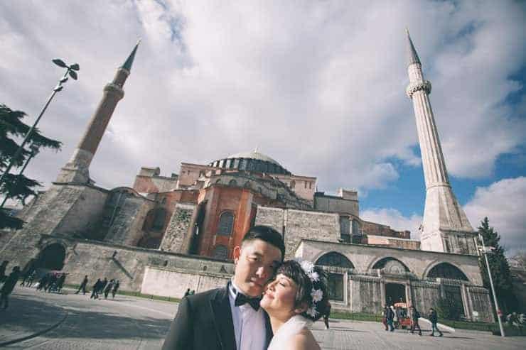 Düğün Fotoğrafı aya sofya