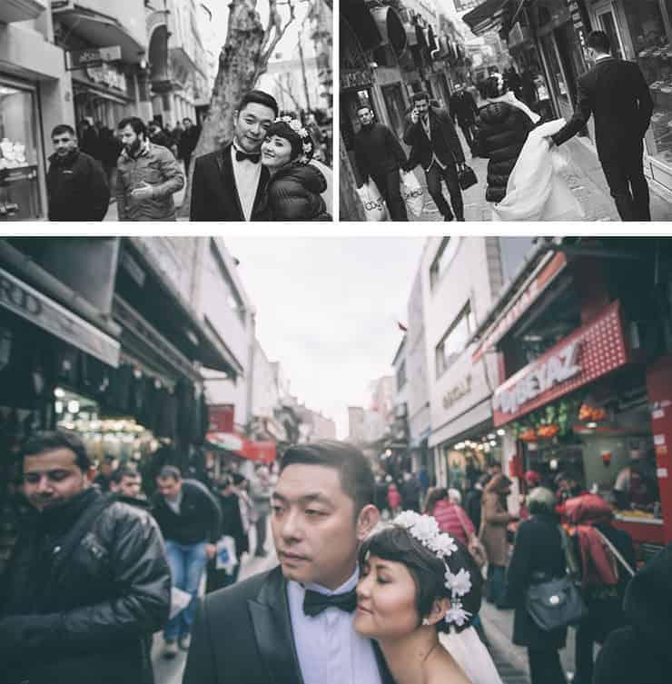 Düğün Fotoğrafı doğal