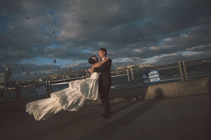Düğün Fotoğrafı karakoy