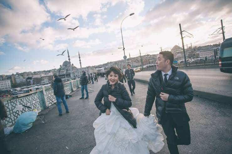 Düğün Fotoğrafı galata