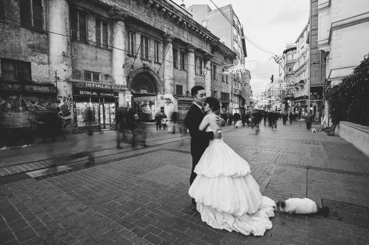 Düğün Fotoğrafı pera