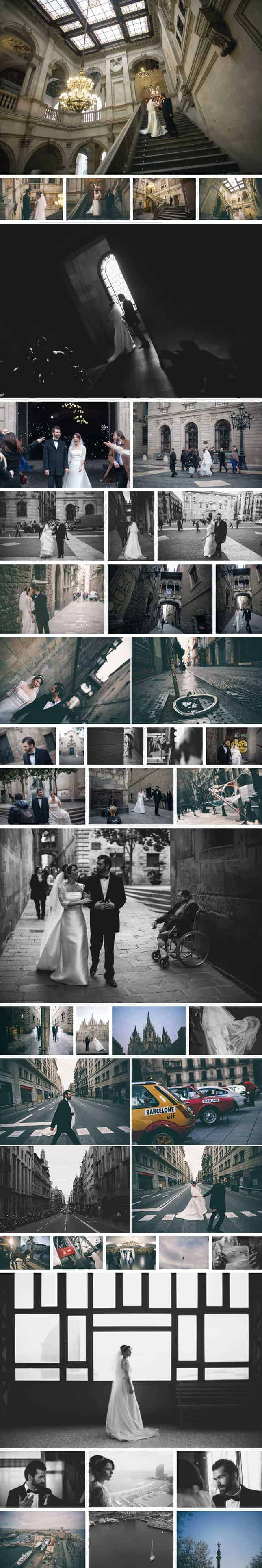 Murat Funda Barcelona Wedding 3