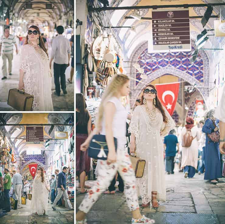 Traveller Photography in Istanbul with Nicole for Flytographer 2