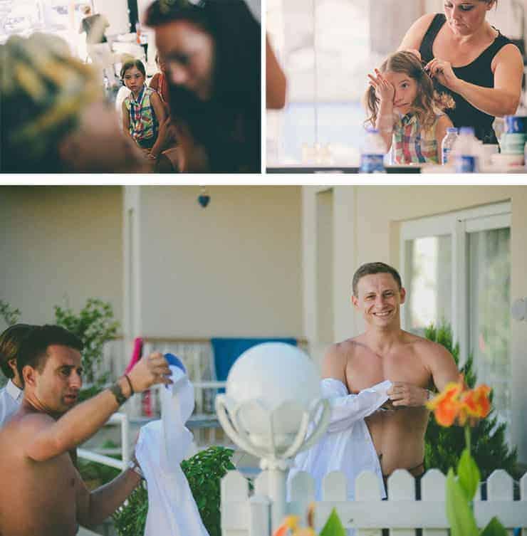 Düğüne hazırlık - Damat