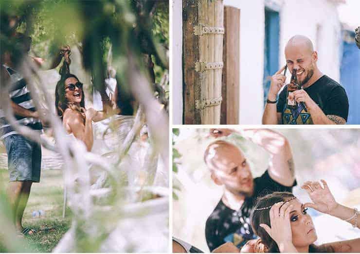 Düğün Fotoğrafı Cunda damat