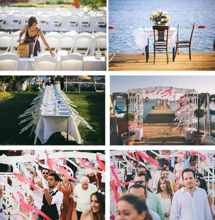 Düğün Fotoğrafı Hazırlıklar