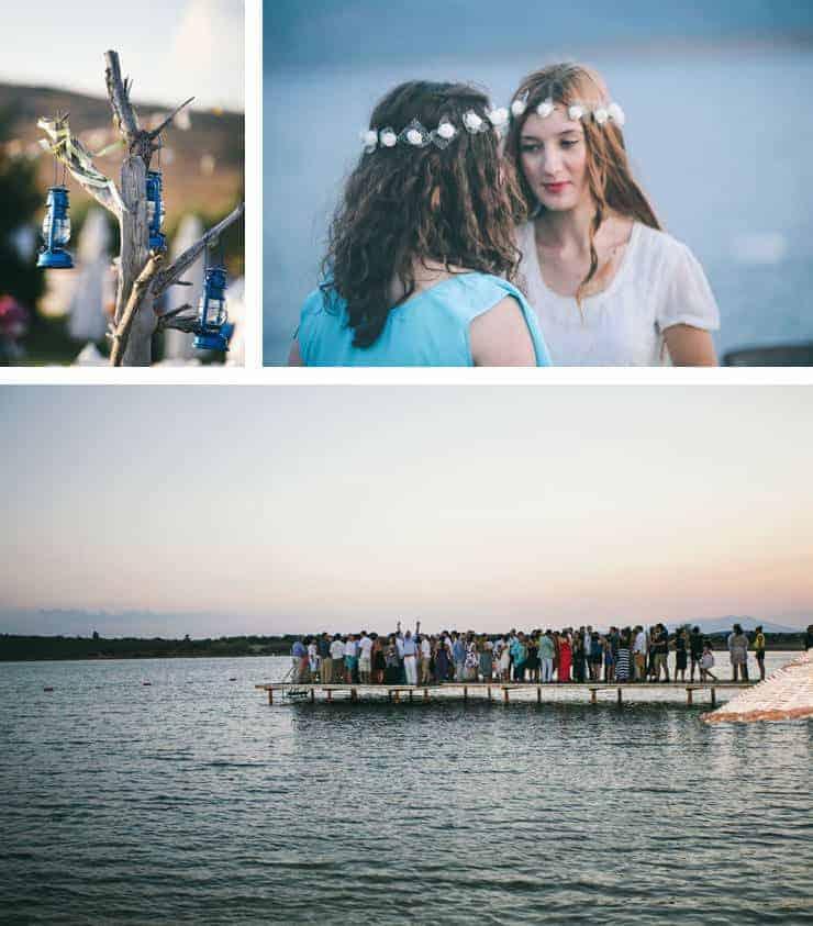Düğün Fotoğrafı - iskele