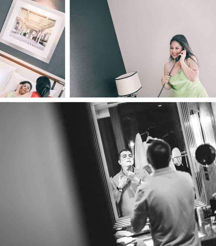 Düğün Fotoğrafı - damat hazırlıgı