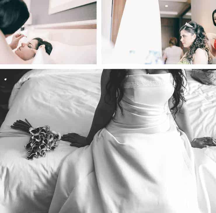 Düğün Fotoğrafı - gelinlik detay
