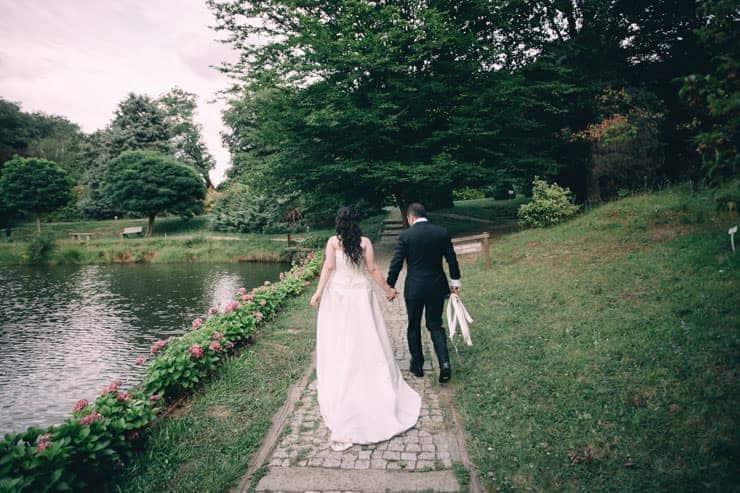 Düğün Fotoğrafı - yuruyus