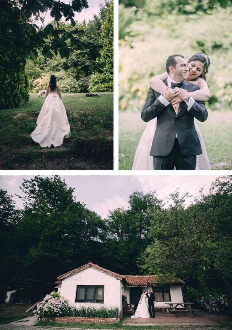Düğün Fotoğrafı - gelin evi